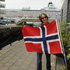 Carol in Alesund Norway