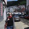 Carol in Bergen Norway
