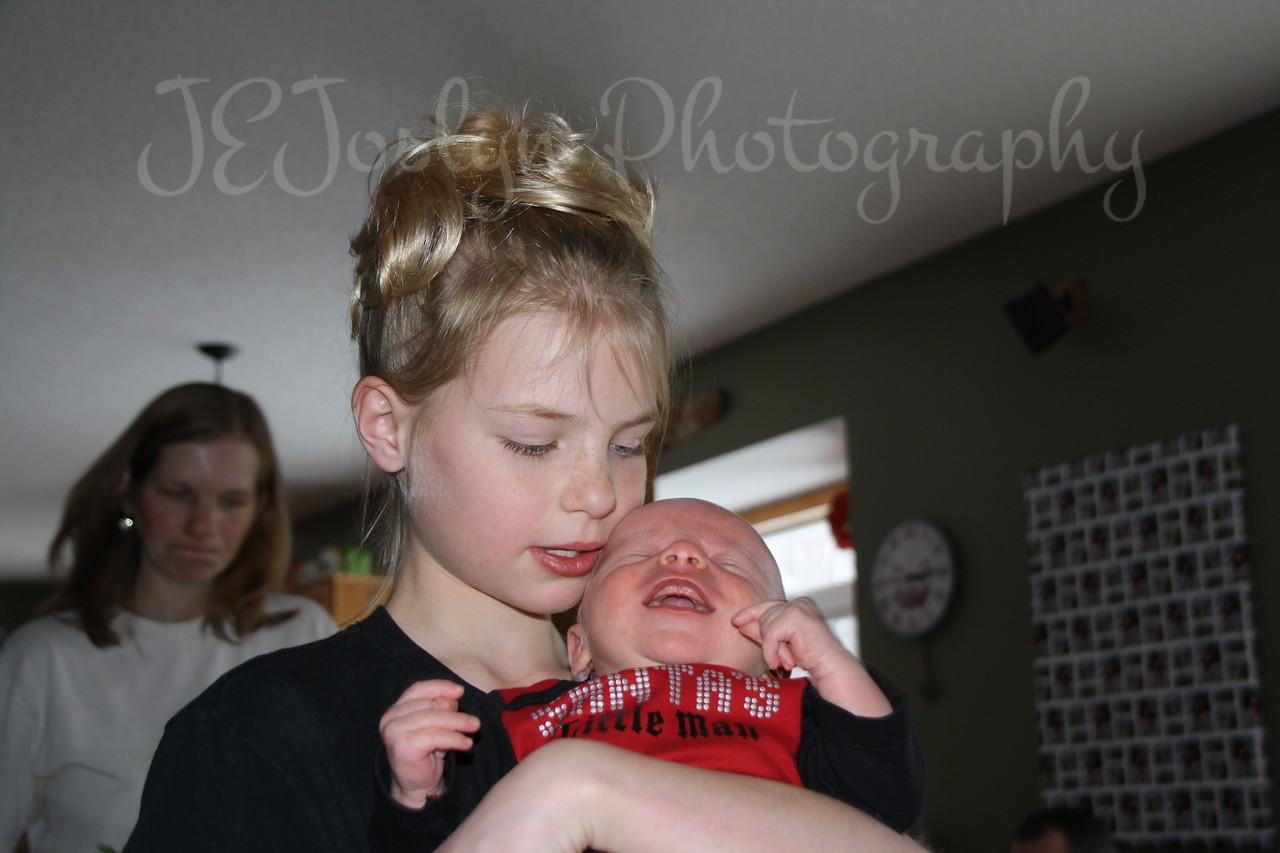 Christmas fun at Matt's   2010  -  GD-2