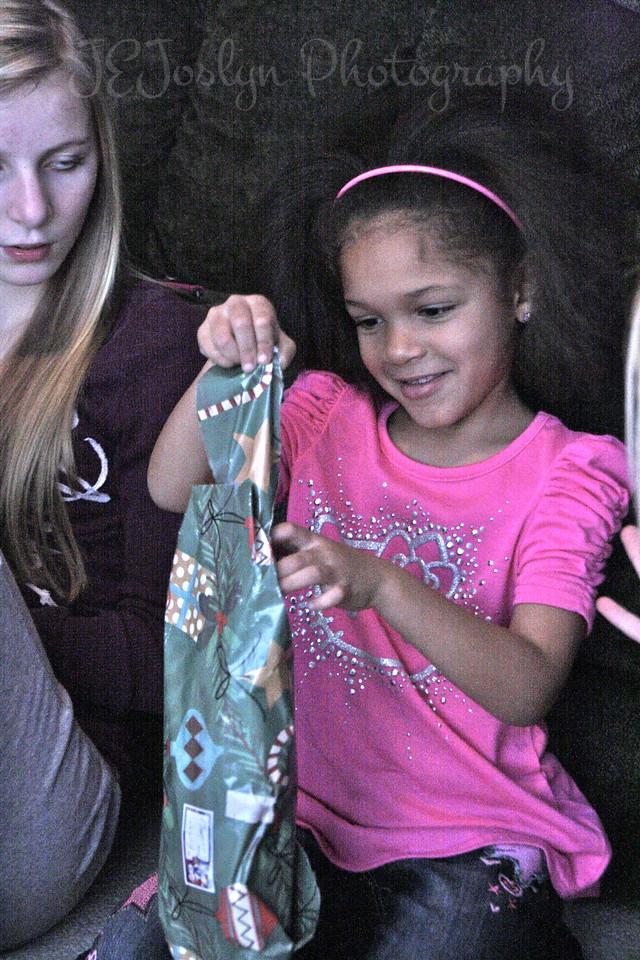 Christmas fun at Matt's.  12-25-2012  -  GD-4