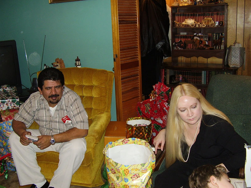 Tony, Angela, and Carlos.