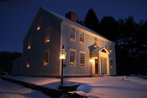 Home sweet home, the Major Abner Morgan House, 1783