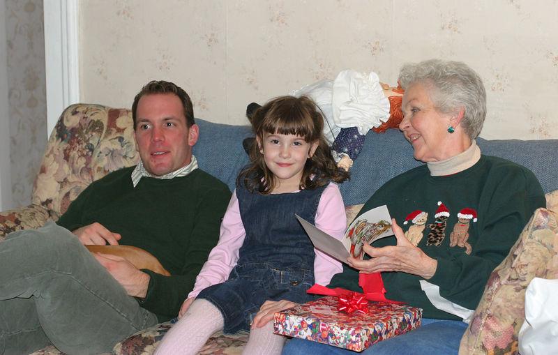Brian Hanna & Mom