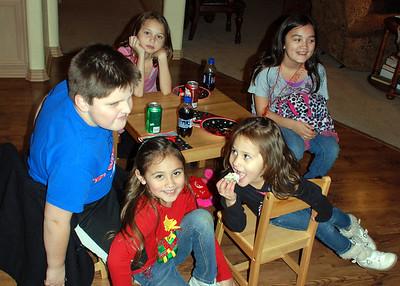 Christmas Gathering 2013
