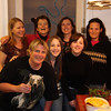 Rhonda, Joan, Alison, Prema, Kathy, Hannah, Rachel
