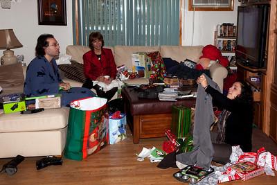Sylvana, Michael and Christina