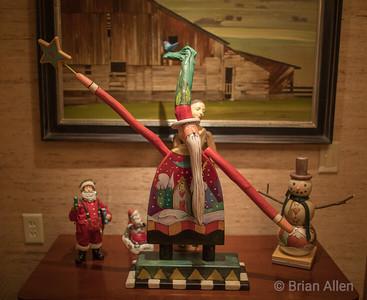 2016-12-03 Christmas Prep Portland