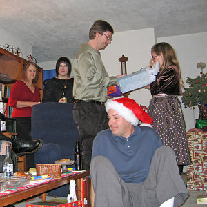 Christmas '06 Jim 7