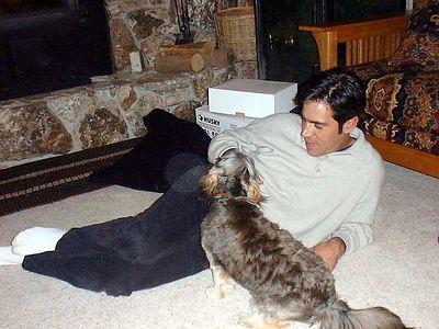 Eric and Kuma