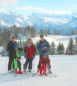 Christmas in the Alps - Dec 04