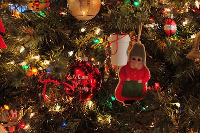 Christmas Tree at 1500 --- 2009