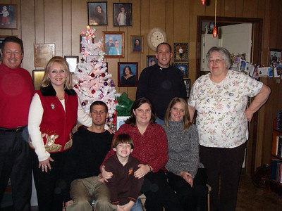 Christmas Vacation, December 2006-January 2007