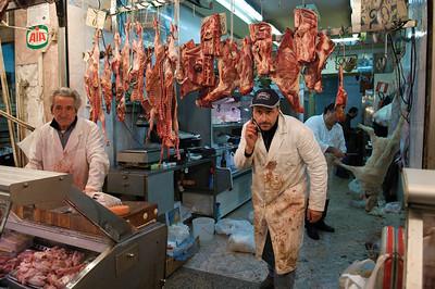 Il Capo market, Palermo.
