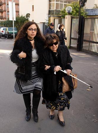 Marianna and mama.
