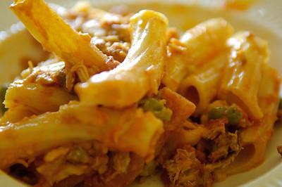 The pasta al forno of Zia Laura.