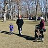 Hoffman Family at Washington Park