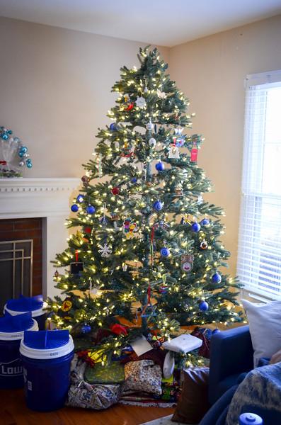 2018 Christmas at Ben's