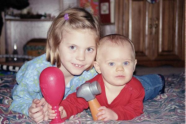 2003 Christmas in Ohio Gina's 2003