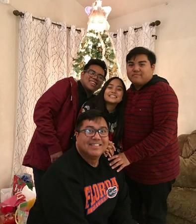Christmas in Santa Clarita, CA 2017