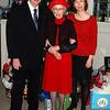 Mike, Sally & Karyn on Christmas Eve 2008