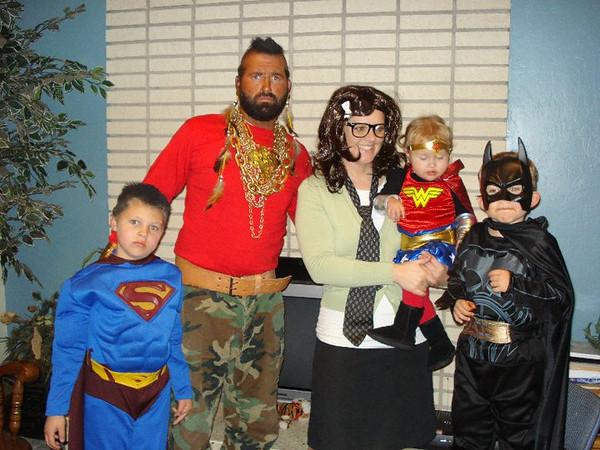 Bohmans on Halloween
