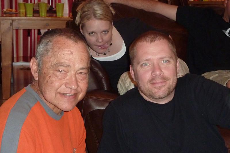 Lars' 61st birthday party