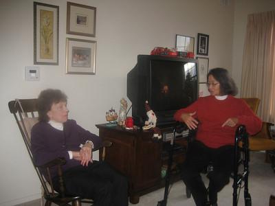Christmas with Florence 2009