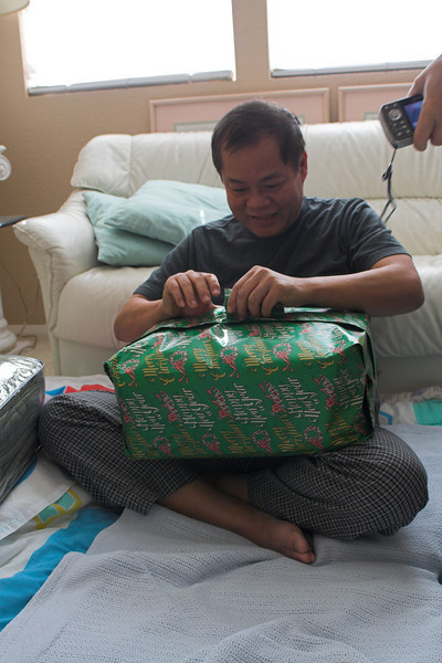 Christmas with Mom and Dad - 2007, 12/25