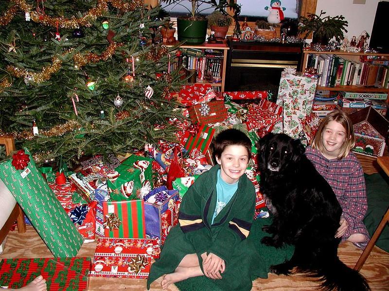 Christmas 2001 @ Cedar Eden