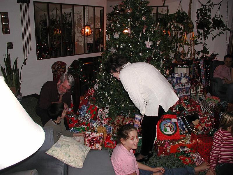 2001 at Nanny's House