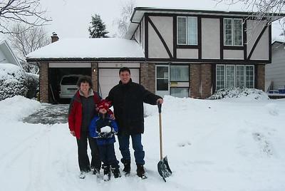 The shovellers