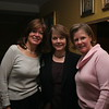 Melissa at the Lyric Holiday Party with Francine and ?