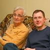 Steve and His Dad (Dec 2005)