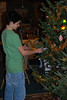 Decorating the Christmas Tree at Cedar Eden • Mathew