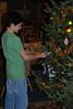 Decorating the Christmas Tree at Cedar Eden • Mathew