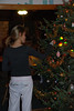 Decorating the Christmas Tree at Cedar Eden • Emily