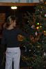 Decorating the Christmas Tree at Cedar Eden • Emily