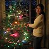 [12/10] Chiyoko & Mirranda decorated the tree.