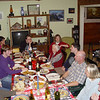 Christmas Dinner with Friends & Family.