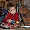 Daniel with Cars