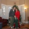 Family Portrait - Christmas Morning