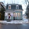 House on Christmas Eve 2017