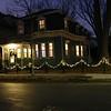 House on Christmas Eve