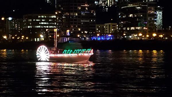 Portland - Christmas Ships