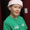 Daniel in Santa Hat