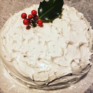 Chiyoko's Christmas Cake.