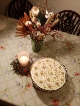 Mum's Christmas Trifle.