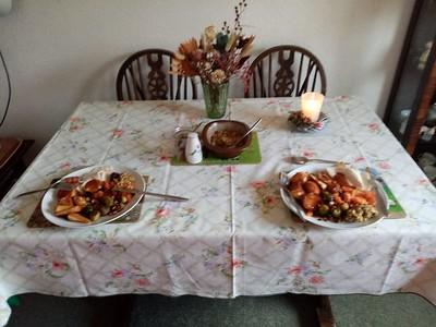 Mum & Dad's Christmas Dinner