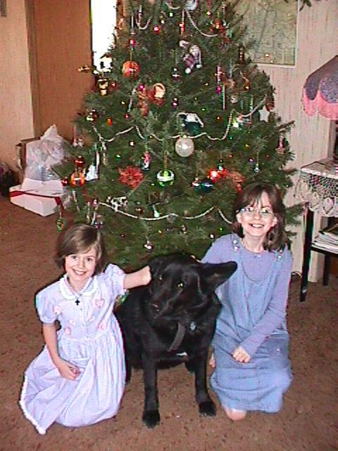 Anwen, Sadie & Mirranda 1998
