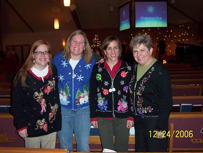 <b>Dec. '06: Christmas in Wisco</b>